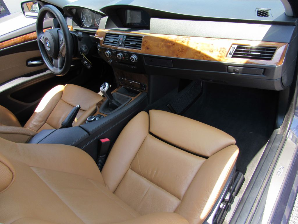 2010 BMW 535I XDRIVE NAV 6-Speed Manual! 4 NEW Tires!