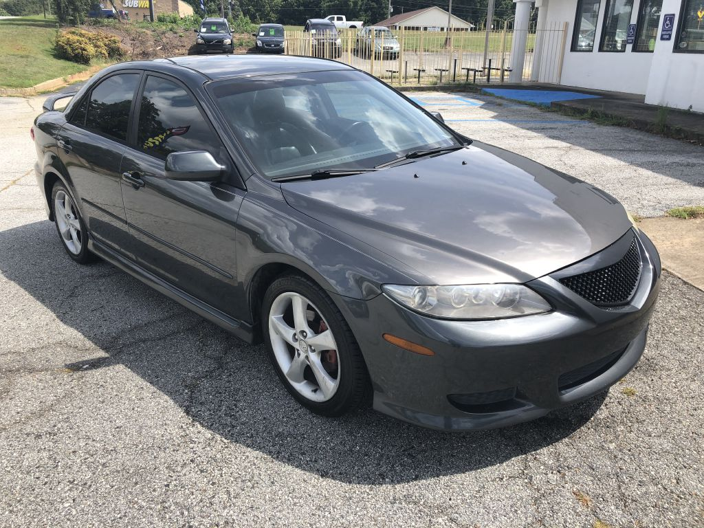 2004 MAZDA 6 1YVFP80D645N48045 FREEDOM AUTOMOTIVE SALES