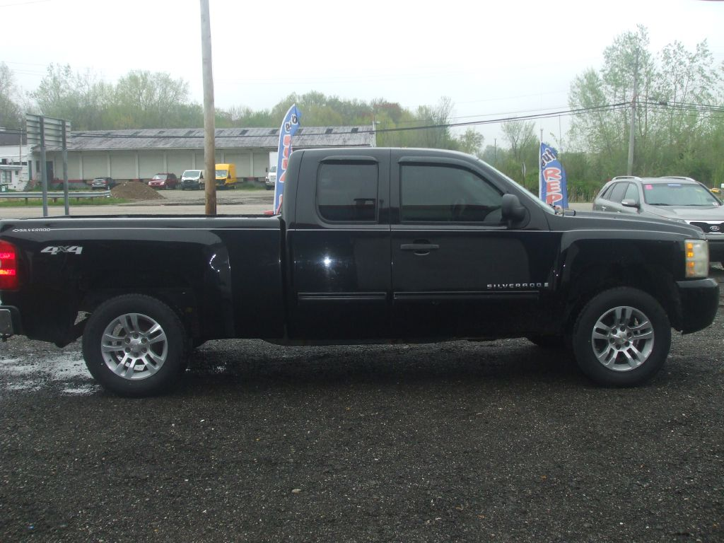2008 CHEVROLET SILVERADO 1500 1LT for sale at JHD Automotive Sales & Service