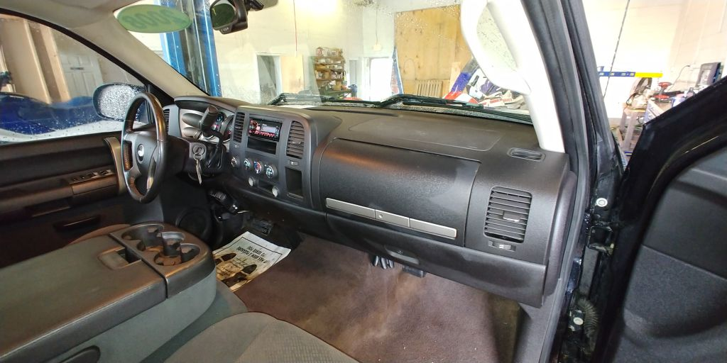 2008 CHEVROLET SILVERADO 1500 1LT for sale at JHD Automotive Sales & Service