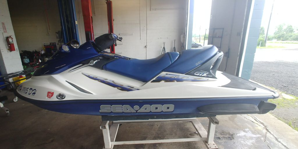 2002 SEA DOO GTX 4 TEC jet ski for sale at JHD Automotive