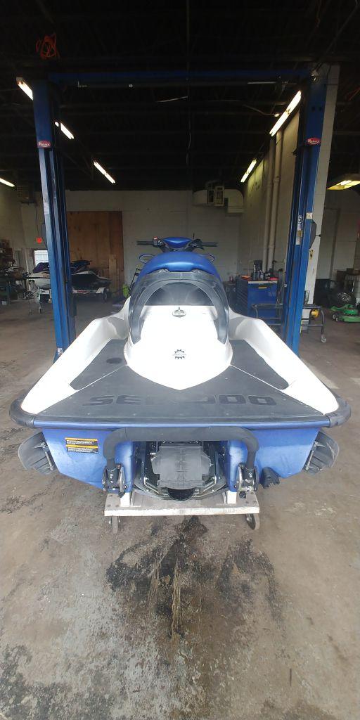 2002 SEA DOO GTX 4 TEC jet ski for sale at JHD Automotive Sales
