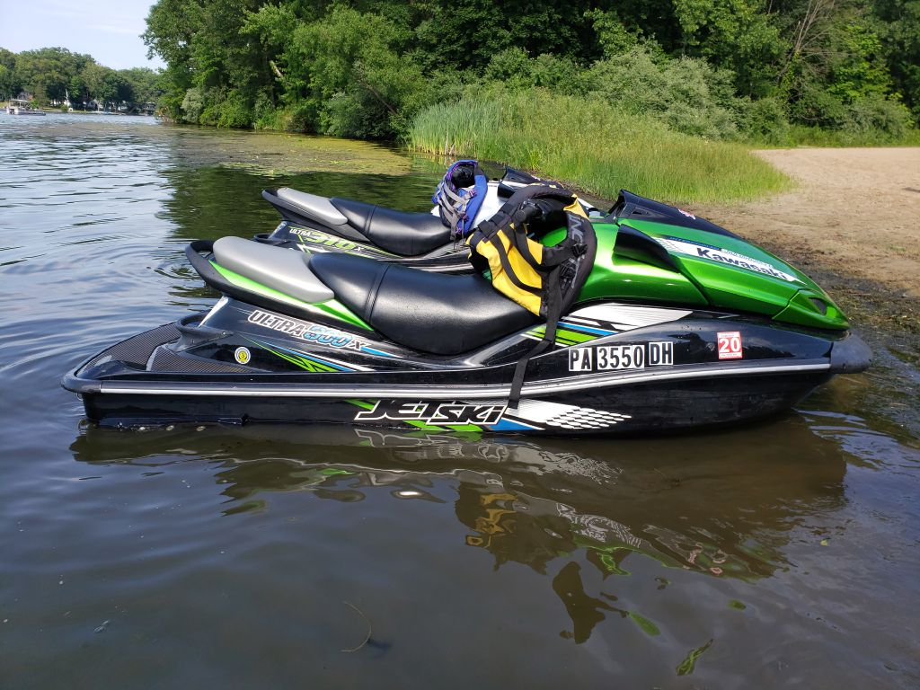 2012 KAWASAKI ULTRA 300X jet ski for sale at JHD Automotive Sales & Service