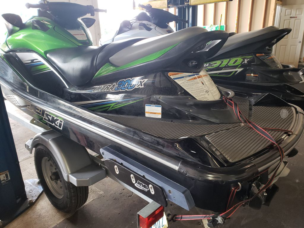 2012 KAWASAKI ULTRA 300X jet ski for sale at JHD Automotive Sales & Service