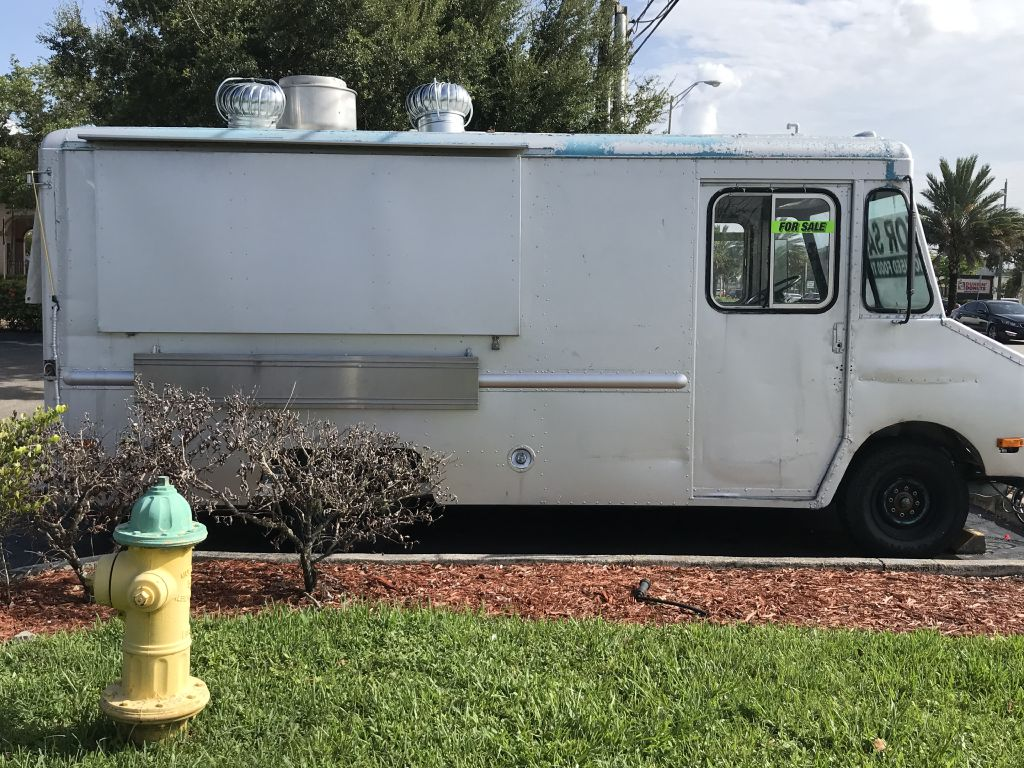 1978 CHEVY FOOD TRUCK CPL2583301320 E GROUP AUTOMOTIVE INC