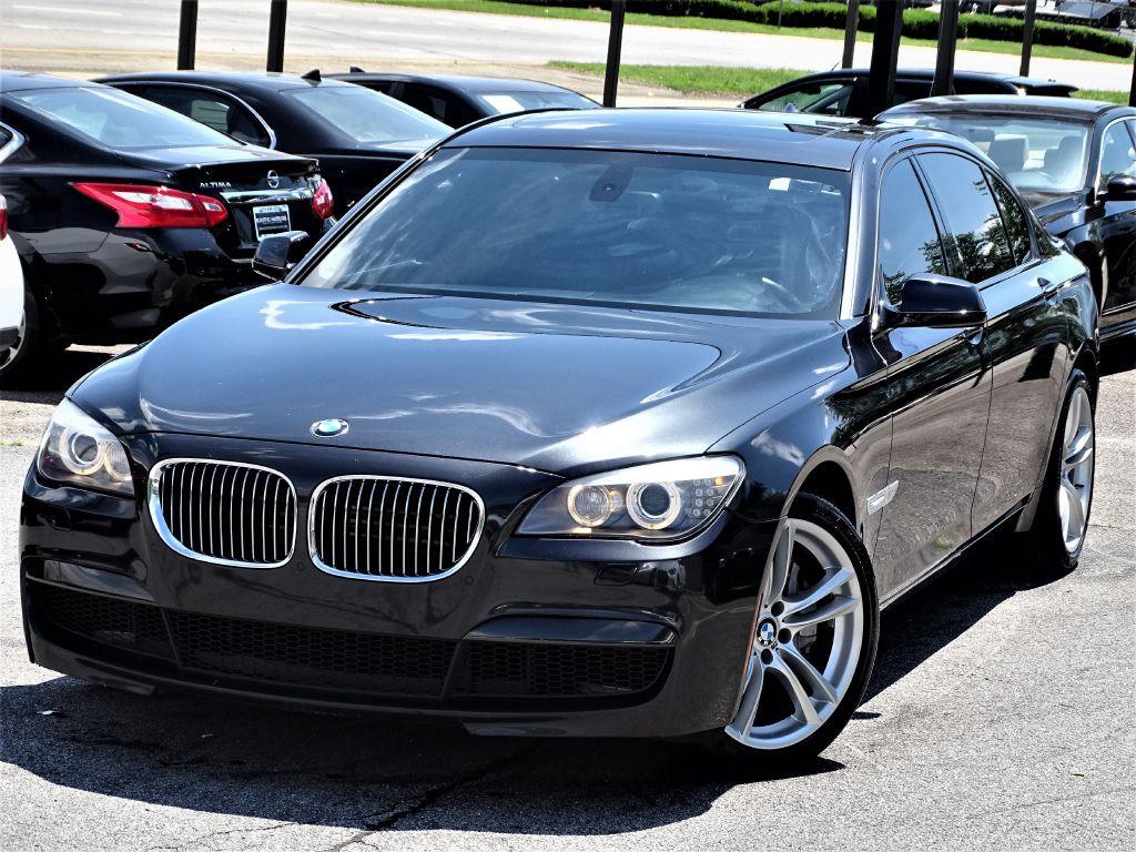 2012 BMW 750 WBAKB8C58CC964936 EXOTIC MOTORS LLC