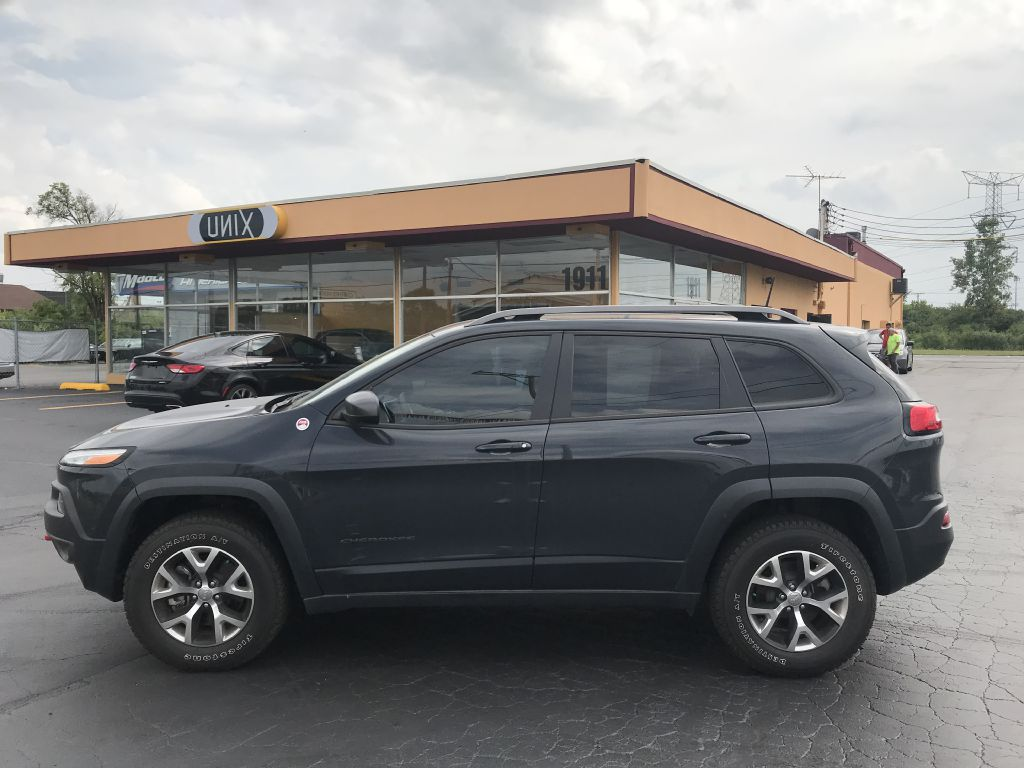 2017 JEEP CHEROKEE 1C4PJMBB3HW505508 UNIX AUTO TRADE LLC