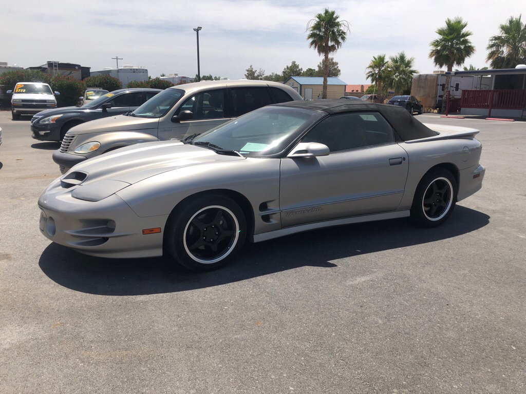 2002 PONTIAC FIREBIRD 2G2FV32G822143159 Affordable Autos