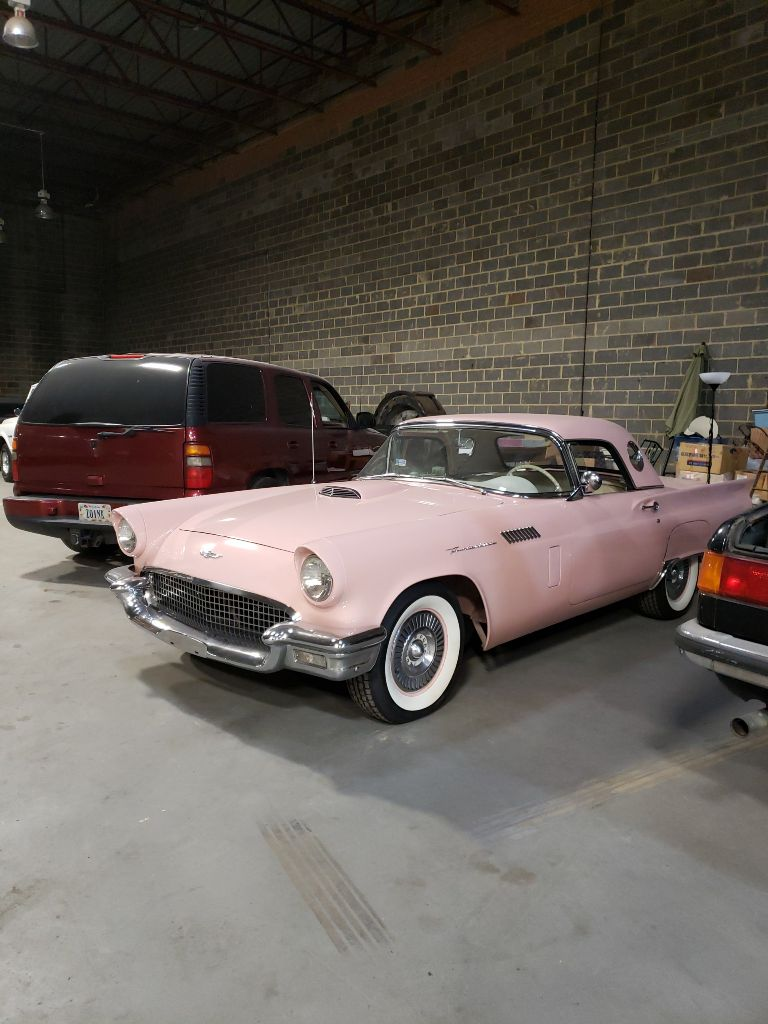 1957 Ford Thunderbird Convertible For Sale At Carofmine Manassas