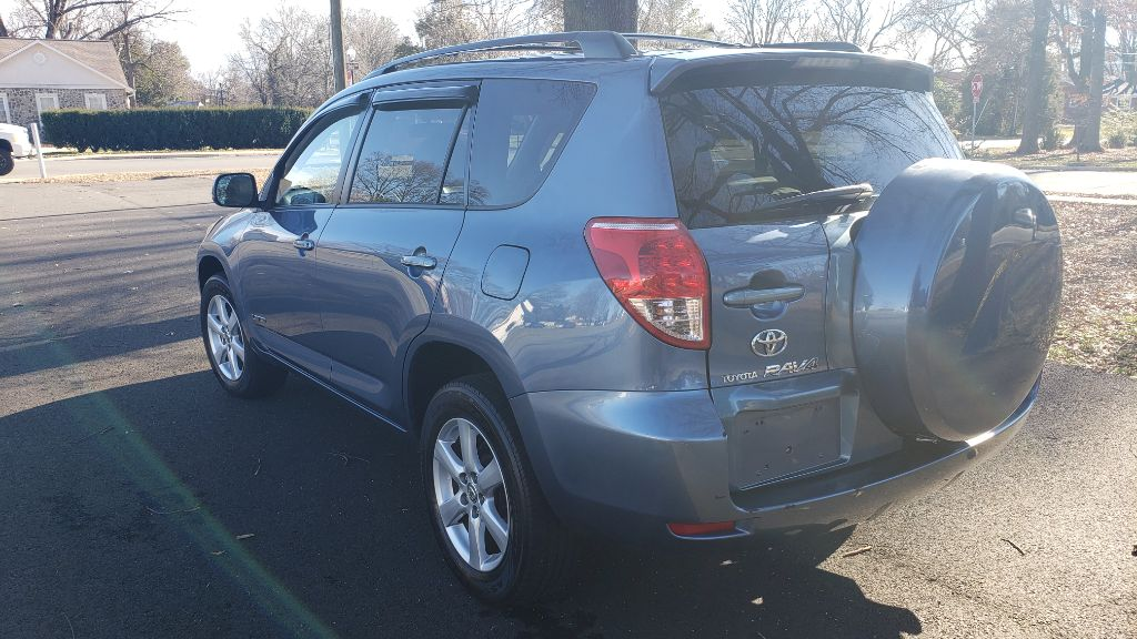 2007 TOYOTA RAV4 LIMITED for sale at CAROFMINE