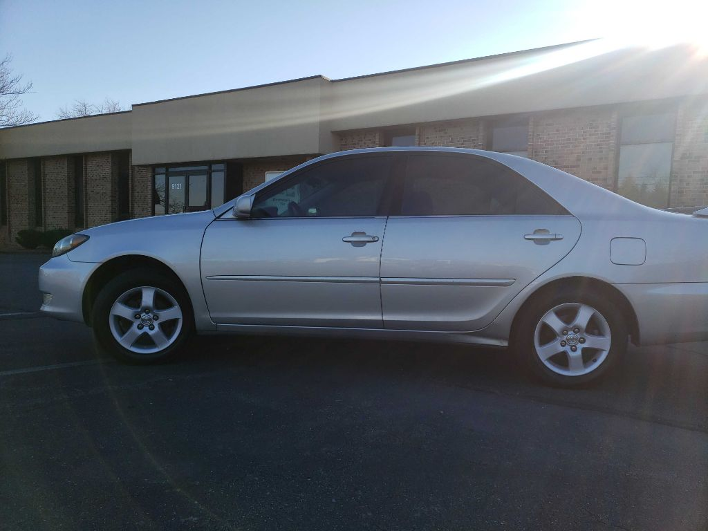 2005 TOYOTA CAMRY LE for sale at CAROFMINE