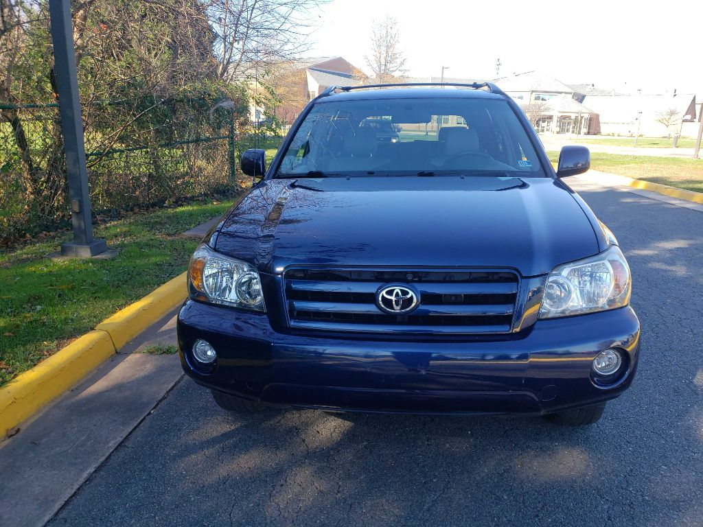 2006 TOYOTA HIGHLANDER LIMITED for sale at CAROFMINE