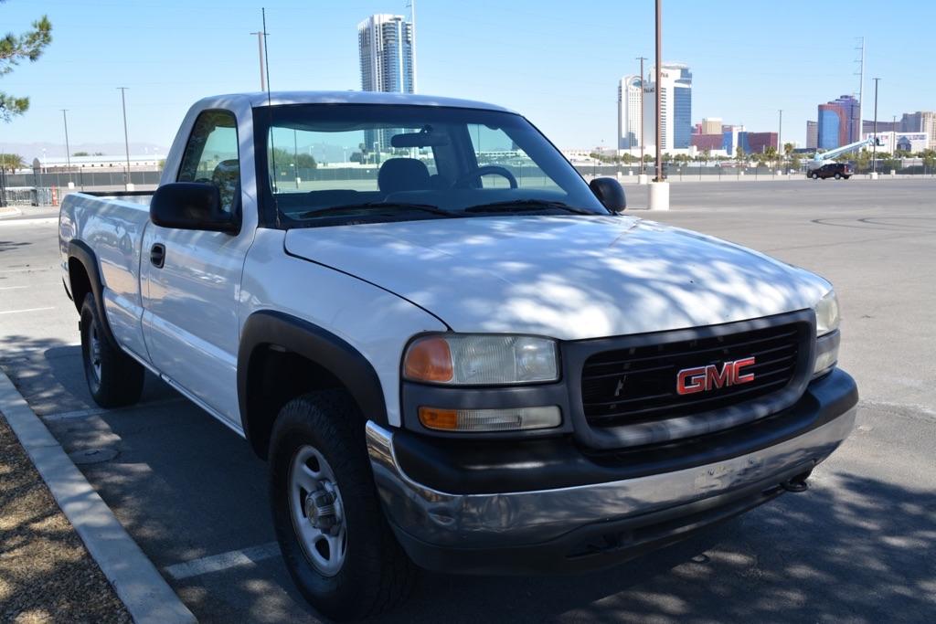 2002 GMC NEW SIERRA 1500