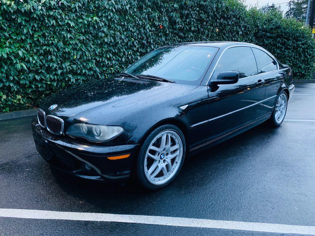 2004 BMW 330 WBABD53464PD97381 PNW AUTO SALES