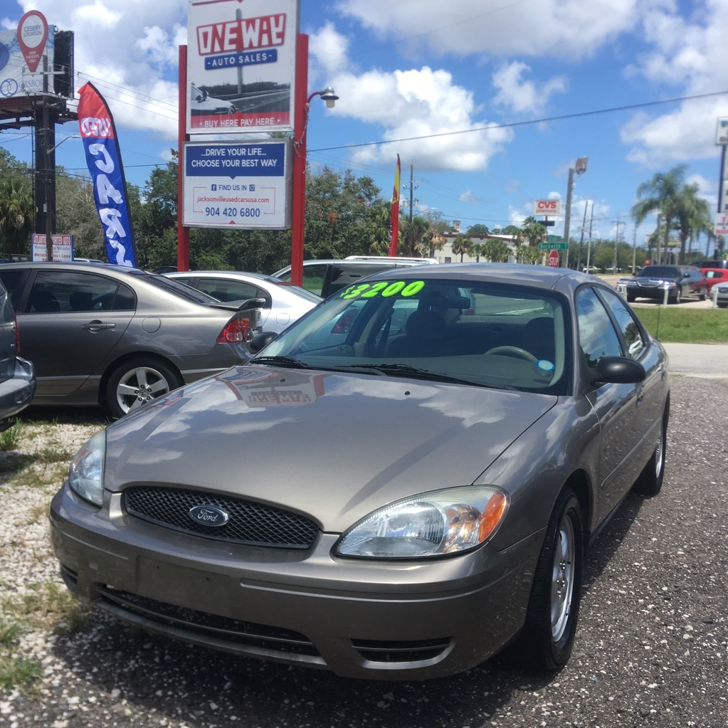 2005 FORD TAURUS 1FAFP53215A256770 ONE WAY AUTO SALES