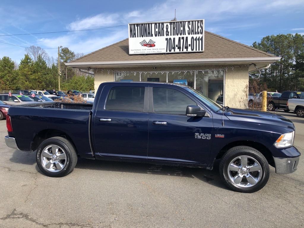 National Car Sales >> National Car And Truck Sales 932 N Main St Norwood Nc