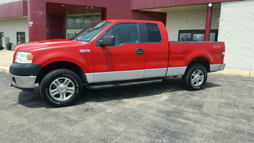 2006 F150 For Sale >> 2006 Ford F150 For Sale At Cherry Auto Group North Randall