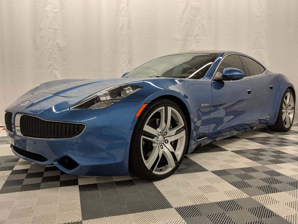 2012 FISKER AUTOMOTIVE KARMA SPORT