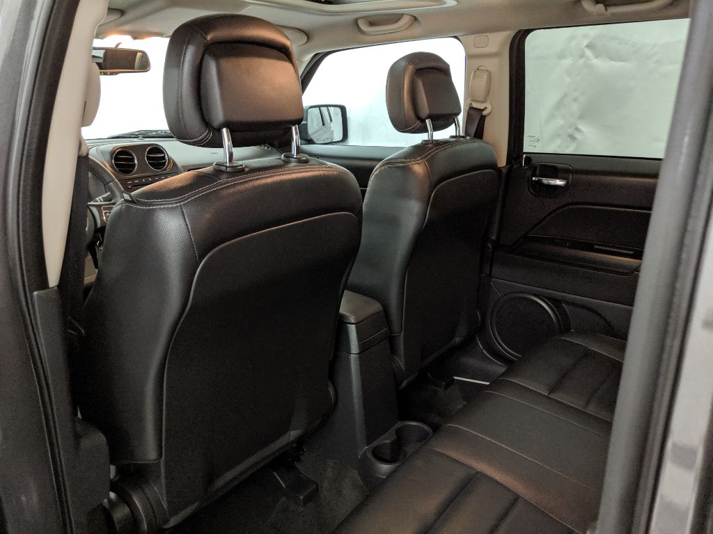 2016 JEEP PATRIOT LATITUDE for sale at Cherry Auto Group