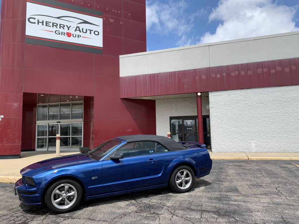 2006 FORD MUSTANG GT for sale at Cherry Auto Group | North