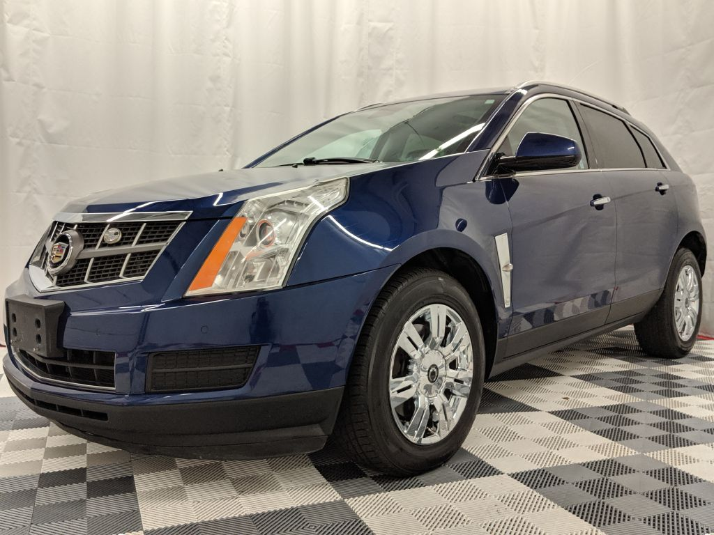 2012 CADILALC SRX Luxury Collection