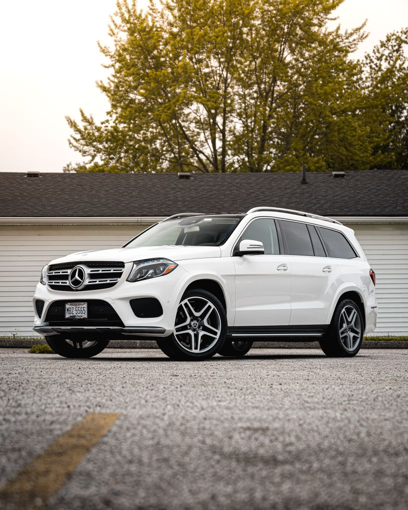 2019 MERCEDES-BENZ GLS 550 4MATIC for sale at Cherry Auto ...