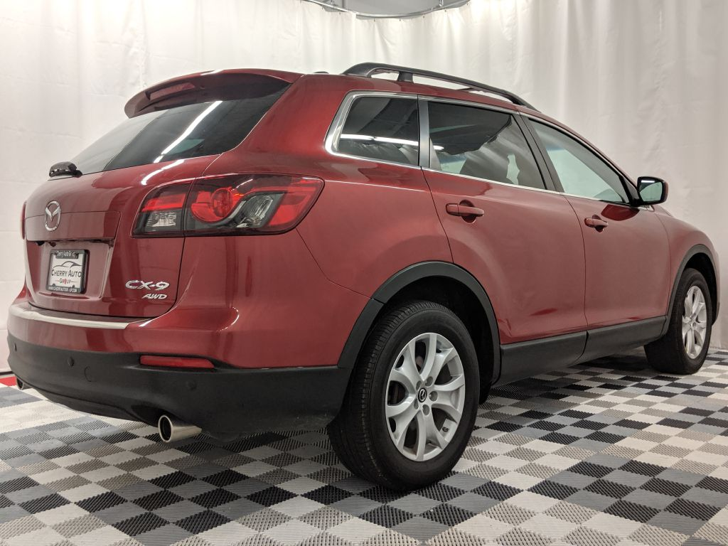2015 MAZDA CX-9 AWD GRAN GRAN TOURING for sale at Cherry Auto Group