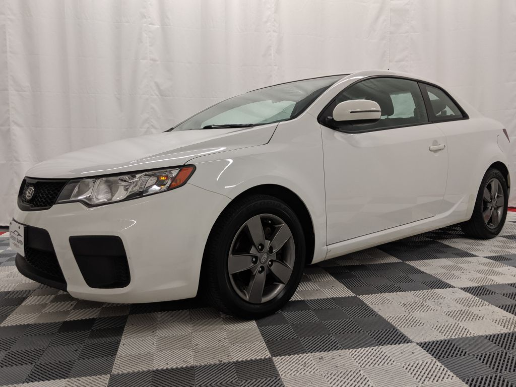2012 KIA FORTE EX EX for sale at Cherry Auto Group