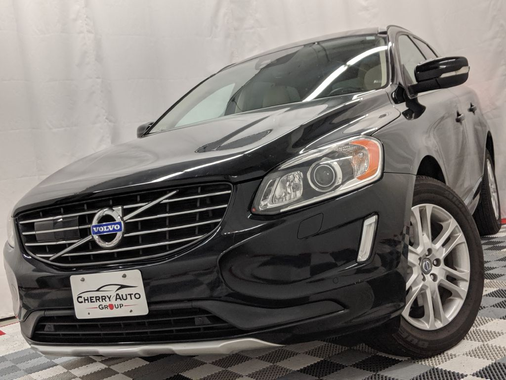 2015 VOLVO XC60 AWD T5 for sale at Cherry Auto Group