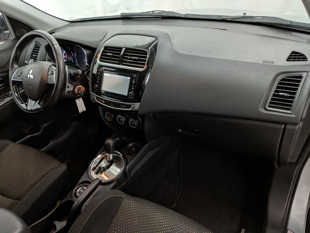 2016 MITSUBISHI OUTLANDER SPORT ES for sale at Cherry Auto Group
