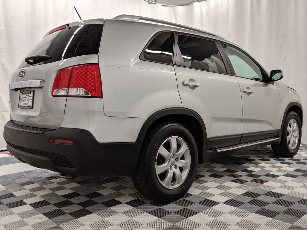 2013 KIA SORENTO LX for sale at Cherry Auto Group