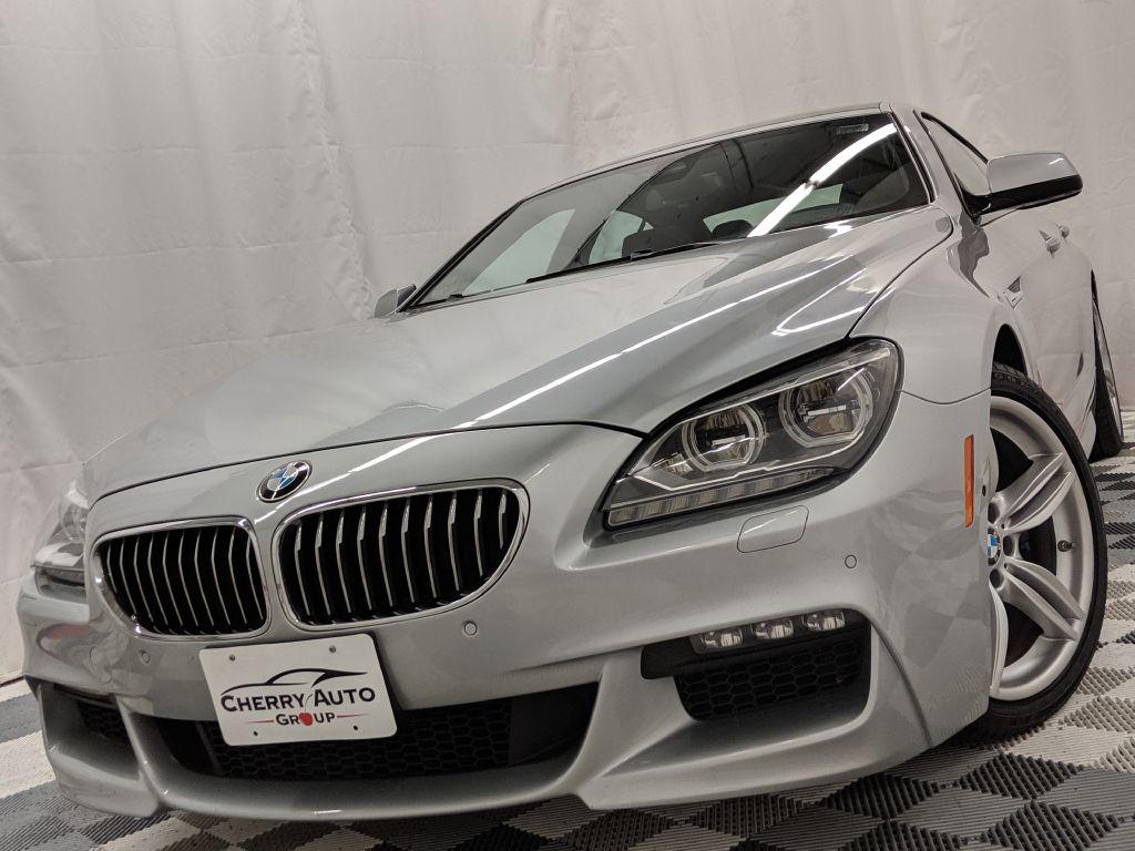2015 BMW 640 GRAN COUPE XI MSPORT