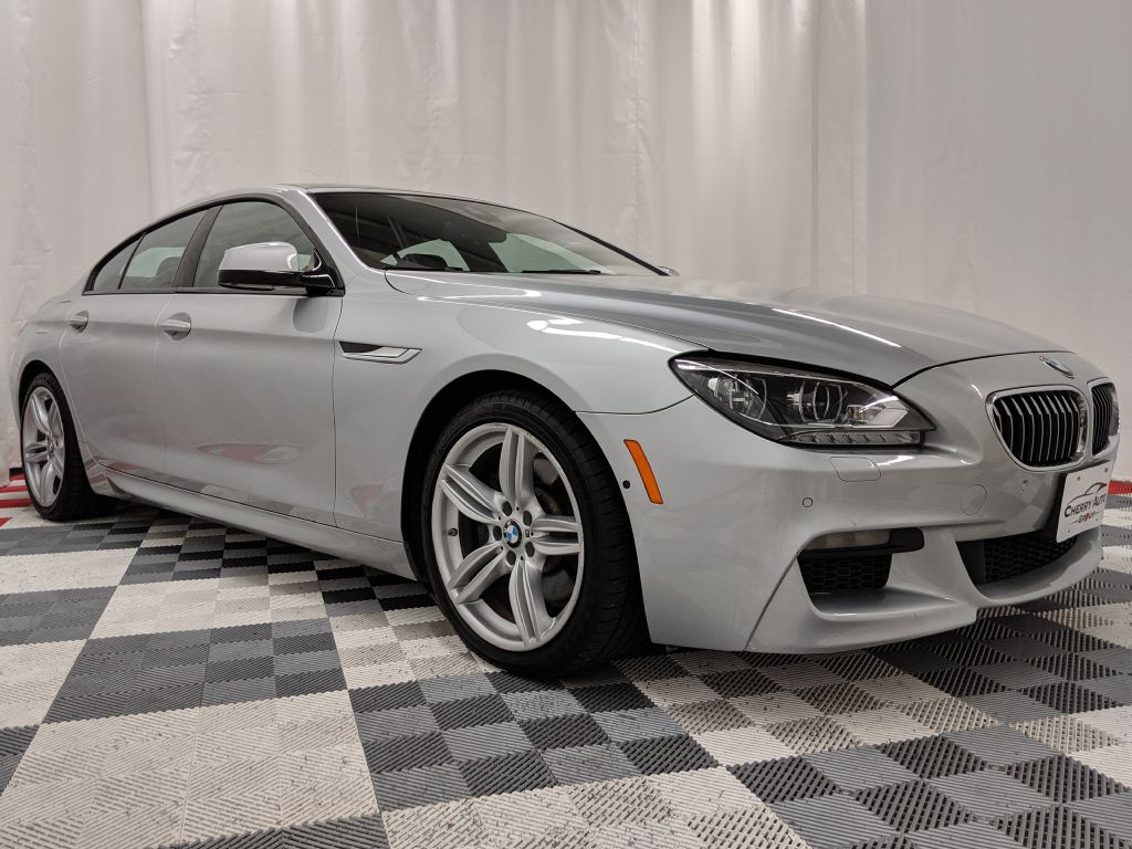 2015 BMW 640 GRAN COUPE XDRIVE  MSPORT for sale at Cherry Auto Group