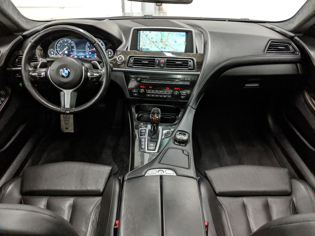 2015 BMW 640 GRAN COUPE XI MSPORT for sale at Cherry Auto Group