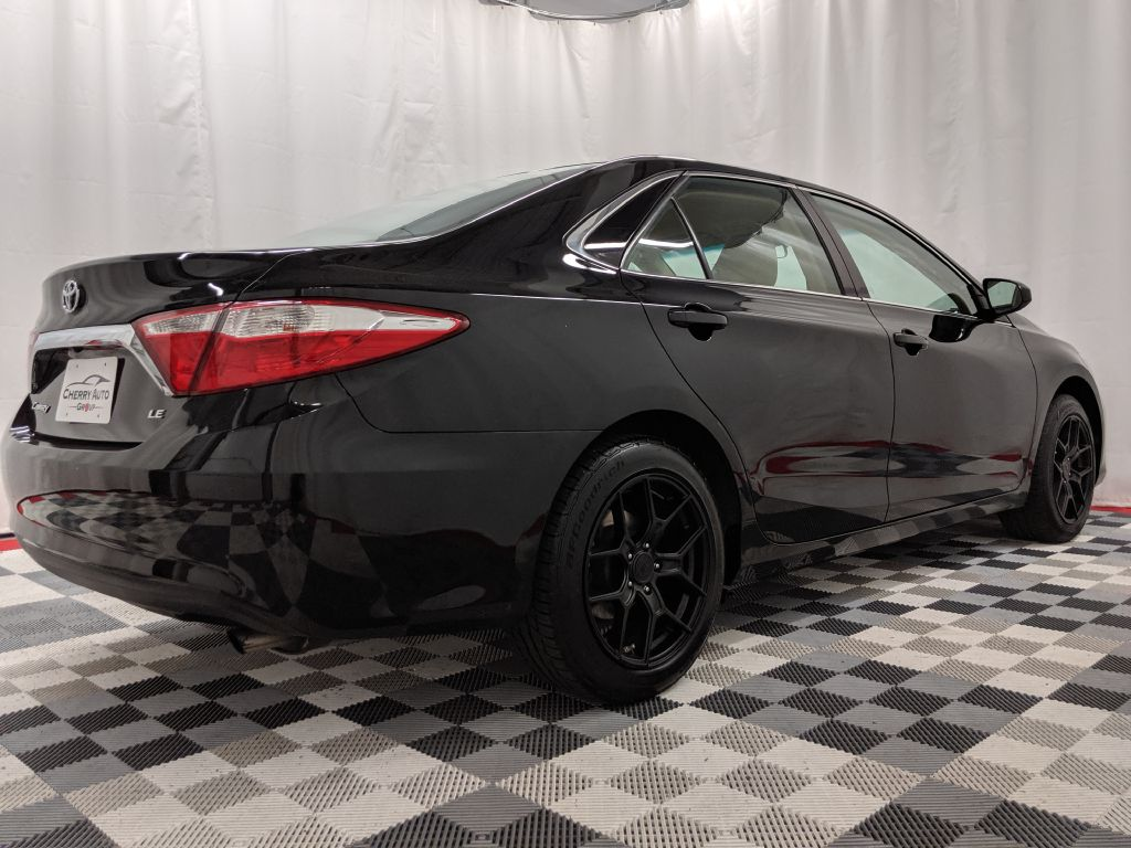 2015 TOYOTA CAMRY LE for sale at Cherry Auto Group