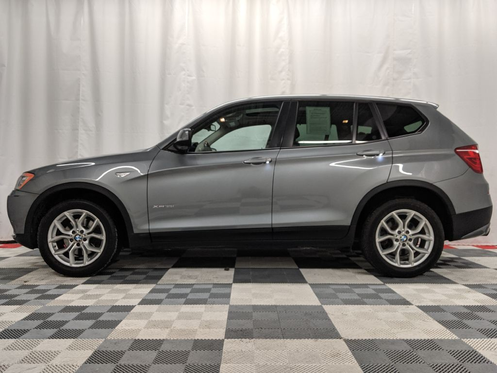 2013 BMW X3 XDRIVE35I for sale at Cherry Auto Group