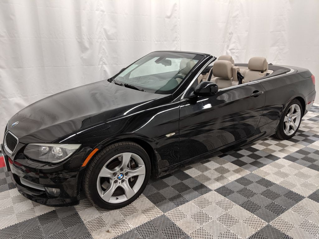 2013 BMW 335 IC HARDTOP CONVERTIBLE for sale at Cherry Auto Group
