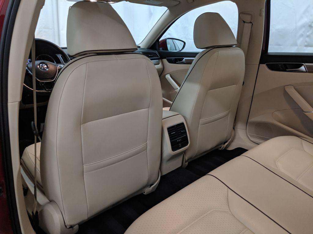 2017 VOLKSWAGEN PASSAT SE TSI SE TSI for sale at Cherry Auto Group