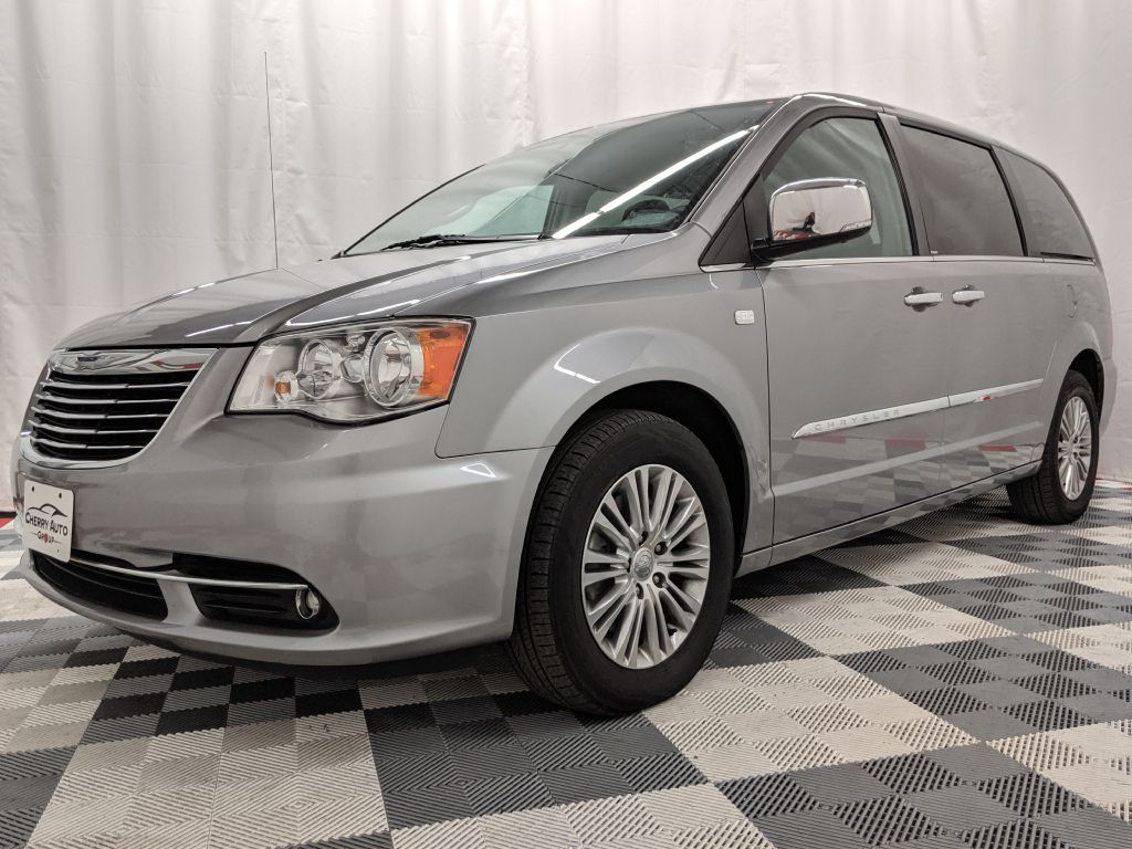2014 CHRYSLER TOWN & COUNTRY TOURING L for sale at Cherry Auto Group