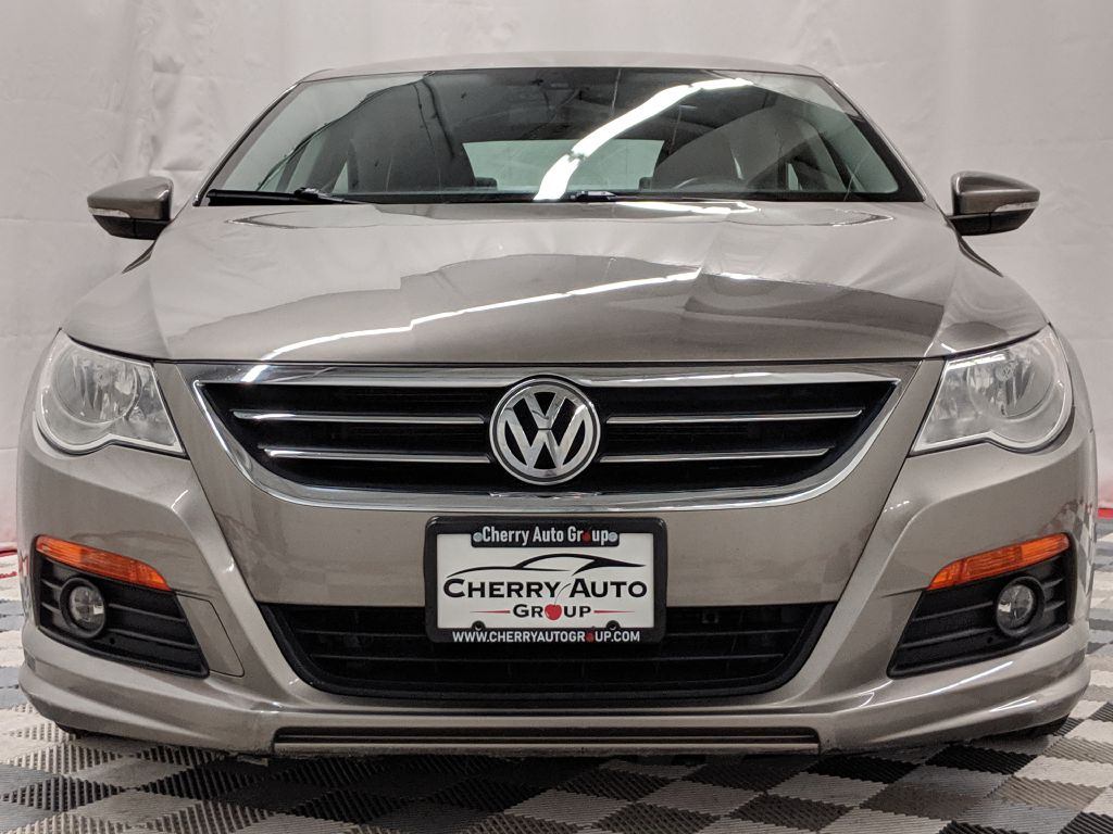 2012 VOLKSWAGEN CC R LINE SPORT for sale at Cherry Auto Group