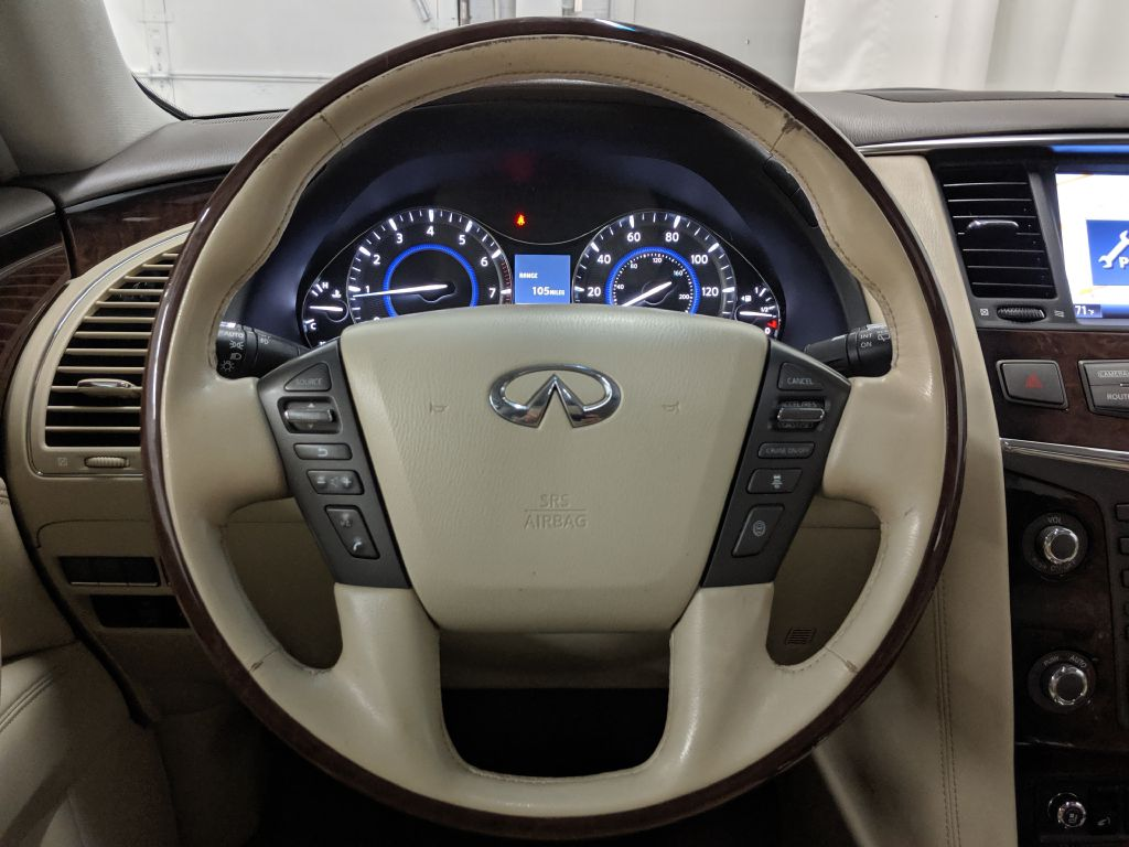 2012 INFINITI TOURING AWD QX56 AWD  for sale at Cherry Auto Group