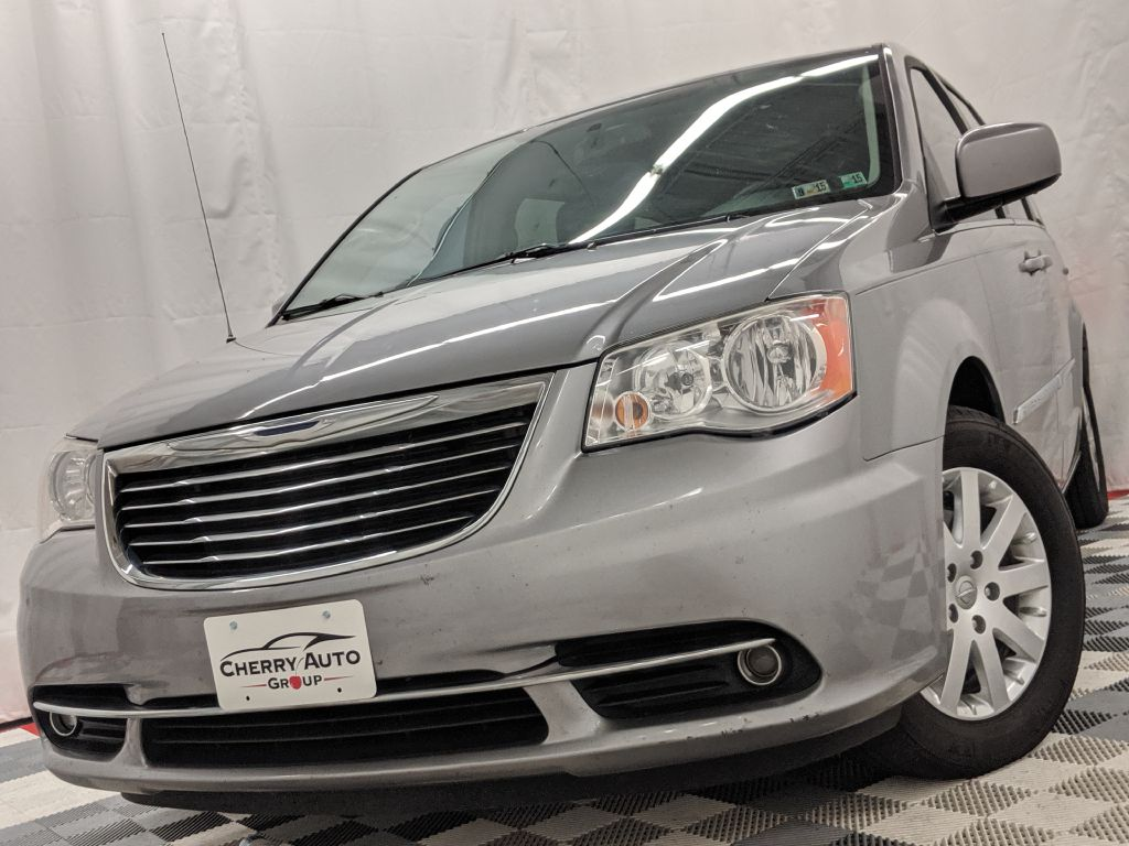 2014 CHRYSLER TOWN & COUNTRY TOURING for sale at Cherry Auto Group