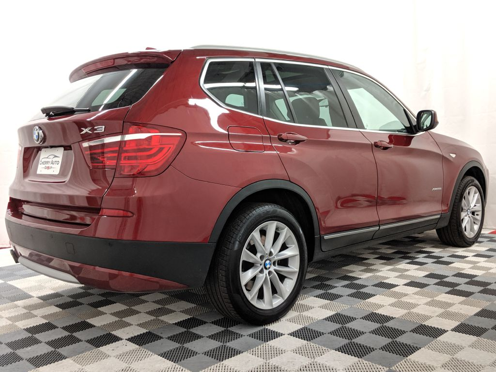 2014 BMW X3 XDRIVE XDRIVE 28I for sale at Cherry Auto Group