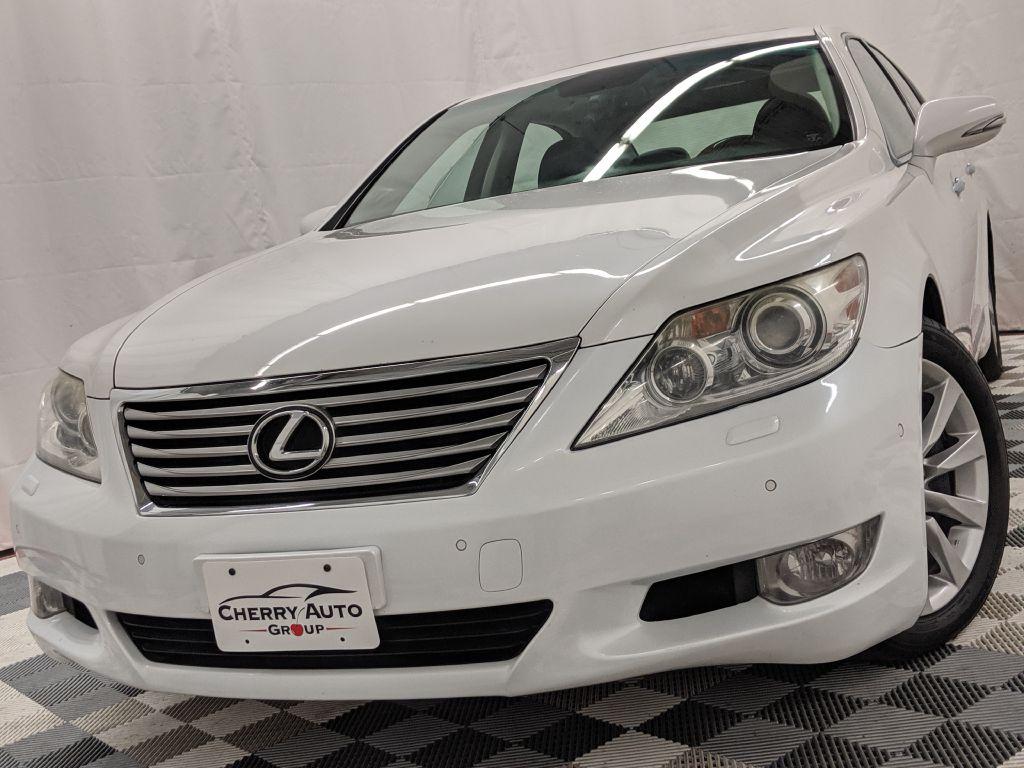 2011 LEXUS LS 460L 460L