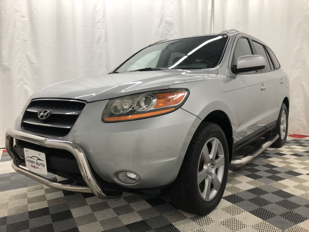2009 HYUNDAI SANTA FE AWD LIMITED for sale at Cherry Auto Group