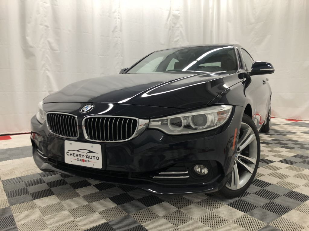 2017 BMW 430 XDRIVE AWD GRAN COUPE for sale at Cherry Auto Group