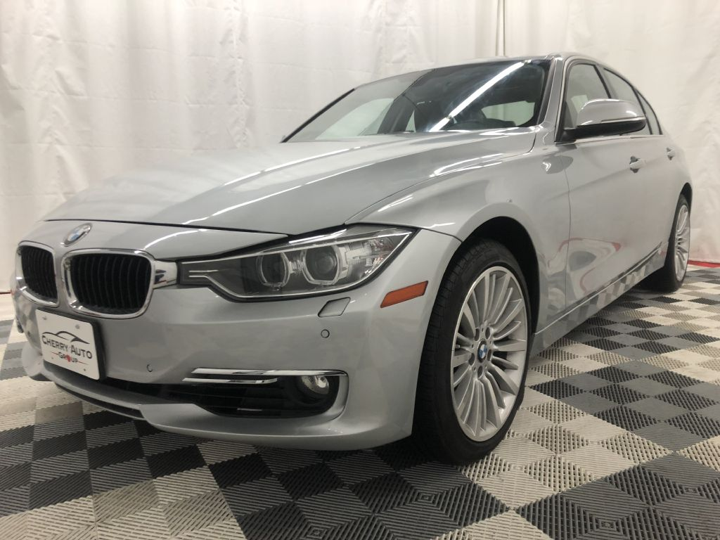 2014 BMW 328 XDRIVE LUX XI SULEV for sale at Cherry Auto Group
