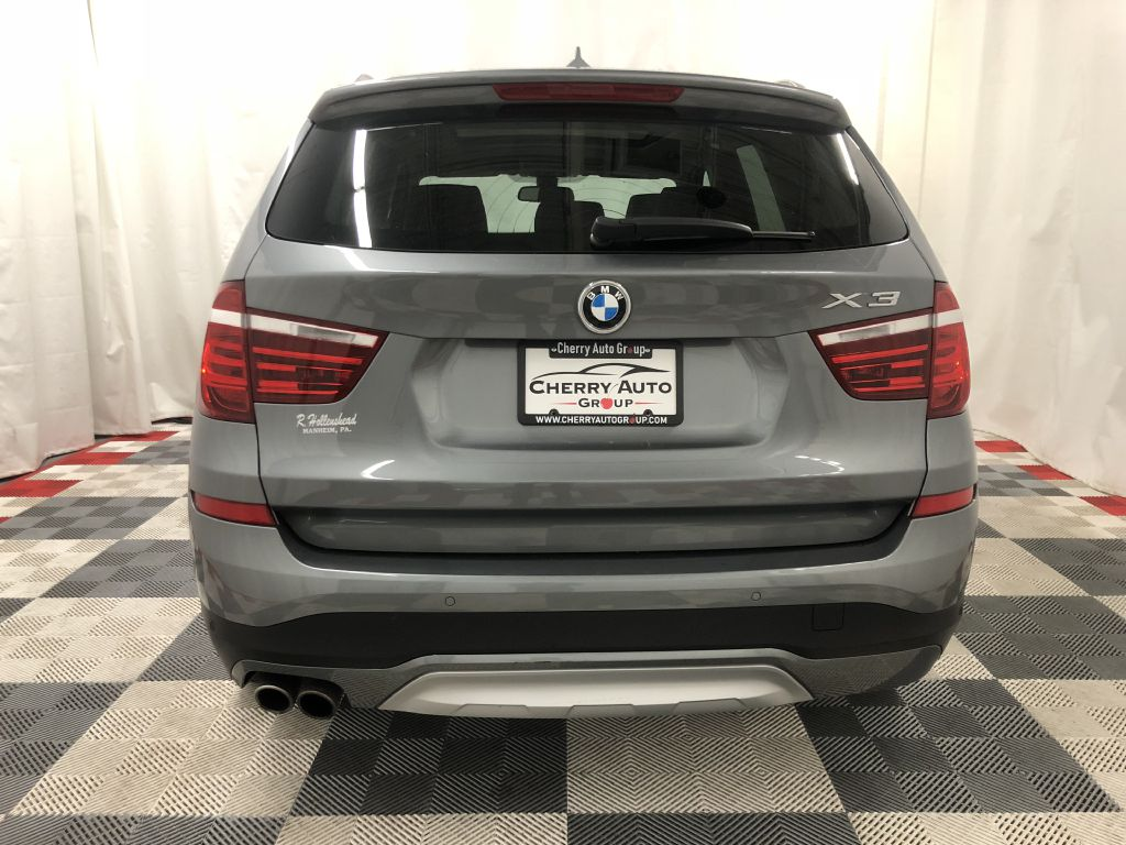 2016 BMW X3 XDRIVE PREMI XDRIVE28I for sale at Cherry Auto Group