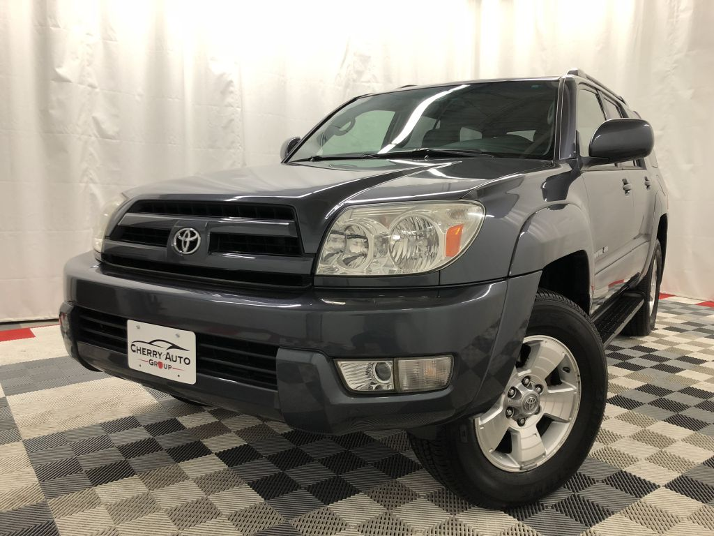 2005 TOYOTA 4RUNNER LIMITED LIMITED for sale at Cherry Auto Group