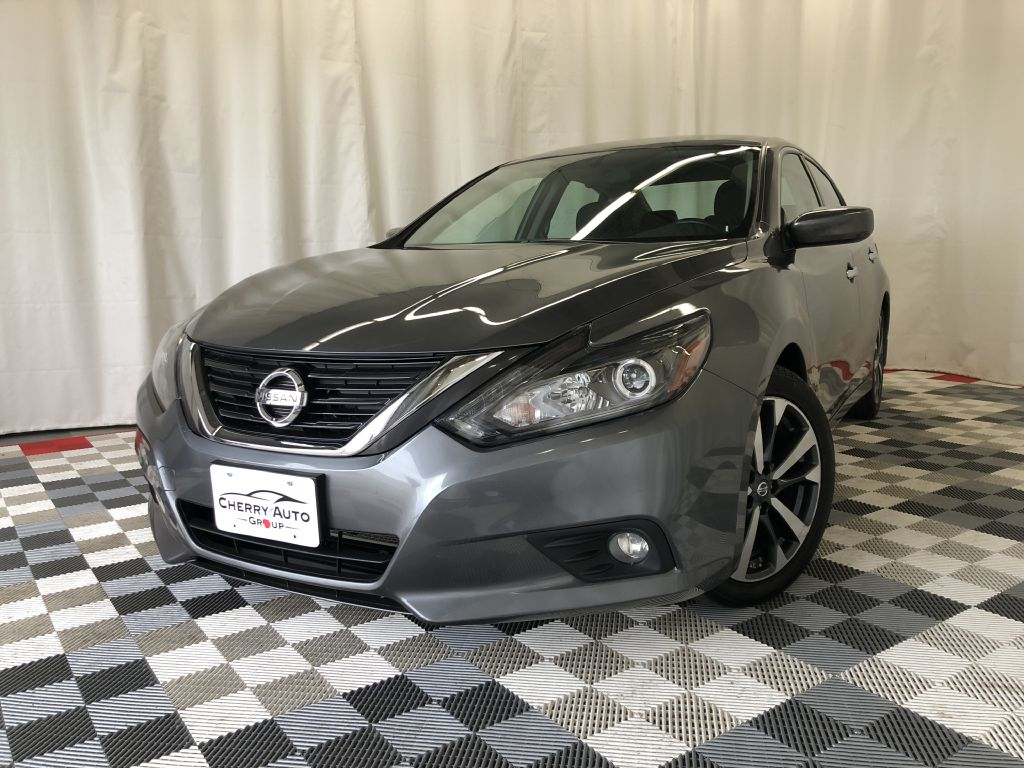 2016 NISSAN ALTIMA SR 3.5 3.5 SR for sale at Cherry Auto Group